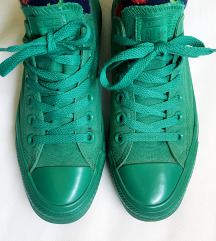 Патики Converse зелени