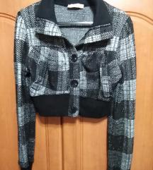 Кратко палтенце со светки