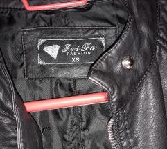 Црна скај јакна