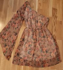 3 фустани со еден ракав