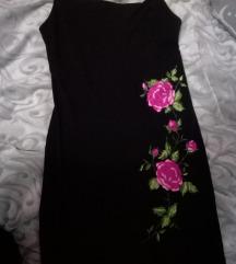 Dolg lesen crn fustan