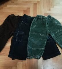 somotni debeli pantalončinja