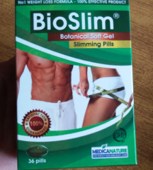 Bioslim soft gel kapsuli