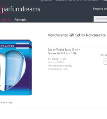 Nonchalance Gift Set