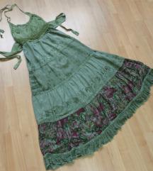 NOVO Indiski fustan S