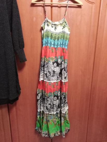 Индиски фустан