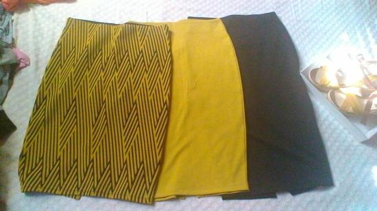 Suknja Calliope