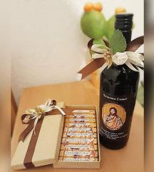 Св Јован вино+чоколатца