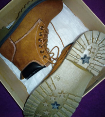 нови HIGHLAND CREEK кафеави чизми