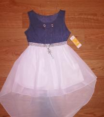 Nov svecen fustan do 4god