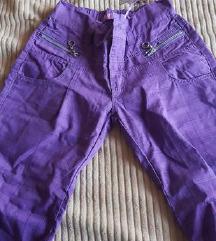 Novi pantaloni  za devojce 10g