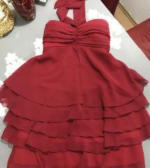 CRVEN fustan Vasidora