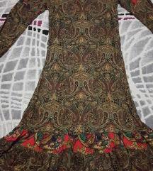 Kara fustan 38