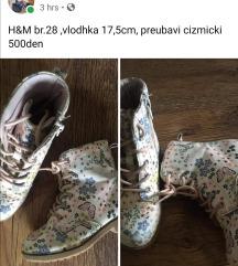 H&M cizmicki