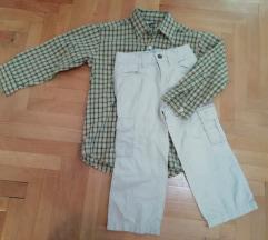 pantalončinja i košulče
