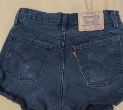 Levi's 501 vintage high waist shorcevi s/m
