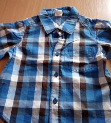 2 кошули и фармерки H&M 350