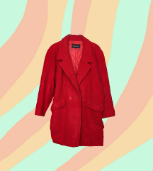 Црвен капут / Crven kaput