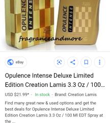 Nov Parfem Vo Limena Kutija