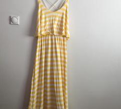 Долг фустан за плажа