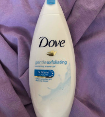 Dove shower gel