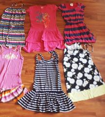 Letni fustancinja