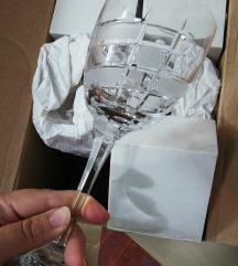 Cheshki kristal lux chashi