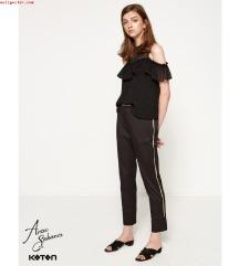 Novi Koton dizajnerski pantaloni(so etiketa)