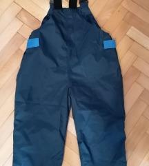 Detski pantaloni za dozd, 8-9god, 128-134cm