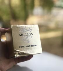 Original Paco rabanne Lady million 30ml