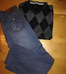Se za 450 original Armani jeans 34