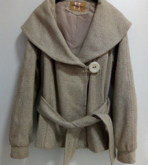 Ново палто (памук+волна)