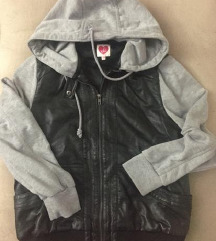 Cotton kozna jakna