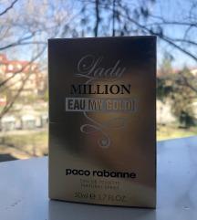 Original Paco Rabanne lady million 50ml
