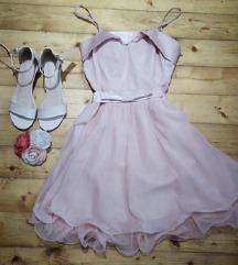 Шеќер боја фустан 36