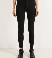 BERSHKA фармерки со висок струк *нови