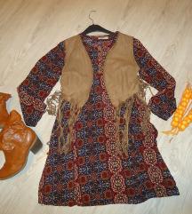 Komplet fustan i elek + podarok