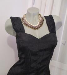 Eftino!!!Crno fustance