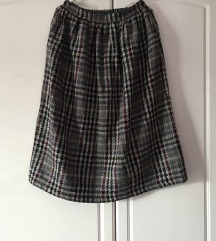 Volnena suknja Koton