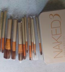Komplet cetki naked 3