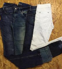 Фармерки 3 пара плус панталони