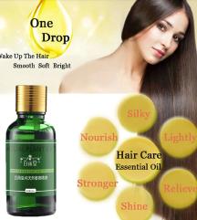 Esencijalno maslo - serum za kosa
