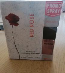 Red rose 100+15 ml nov