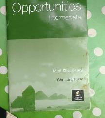 opportunities angliski recnik besplaten