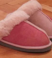 Novi papuci od cista volna