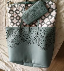 Чанта и новчаник