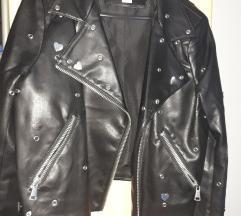 Kozna jakna H&M