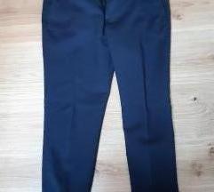 Zara pantaloni teget