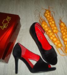 Нови отворени чевли