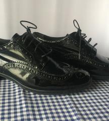 Нови кожени чевли НАМАЛЕНО